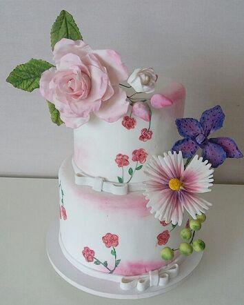 Cake e Arte by Rodolfo Araújo e Kari Machado