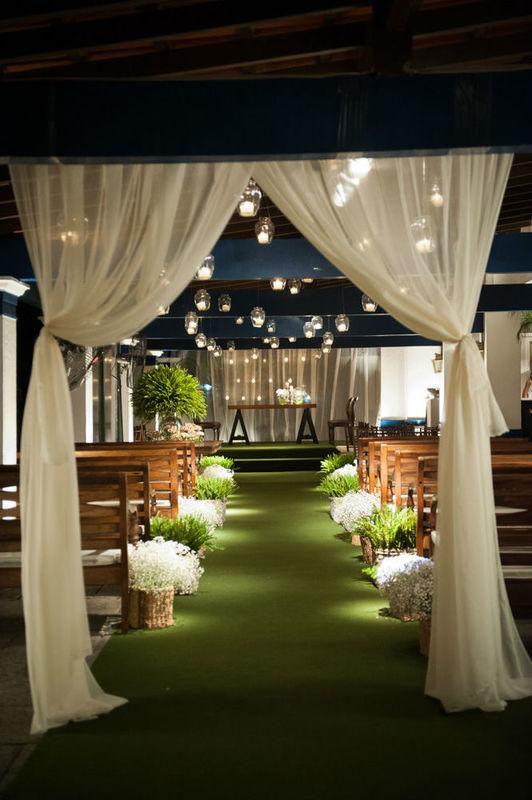 Casamento na Hípica - Decoração Les Amies.