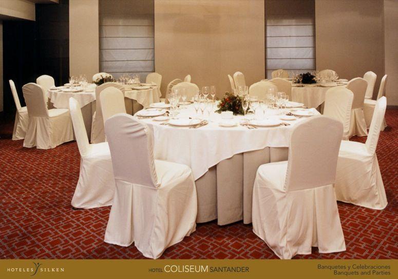 Hotel Silken Coliseum Santander