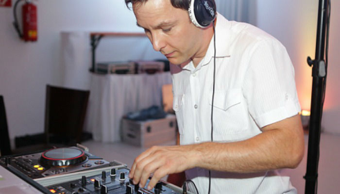 DJ Markus Schuh