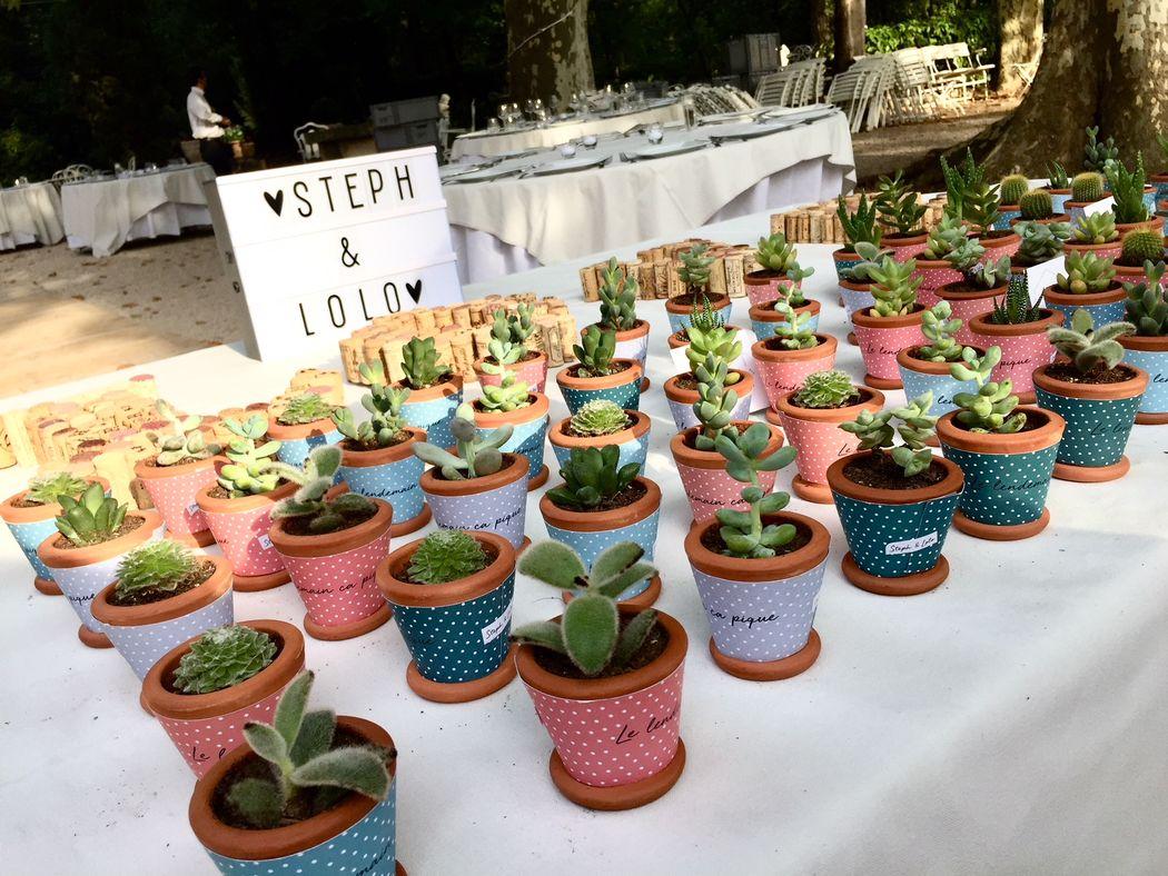 Les Succulentes : Brunch, desserts et buffets