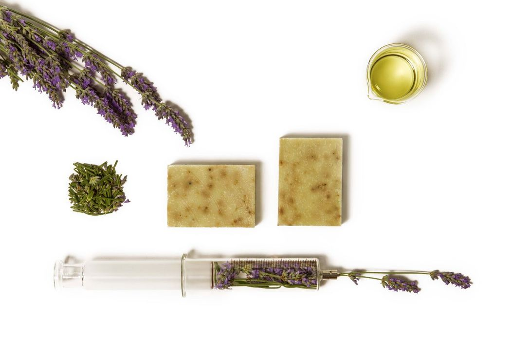 Relax Soap- lavanda & aceite de oliva