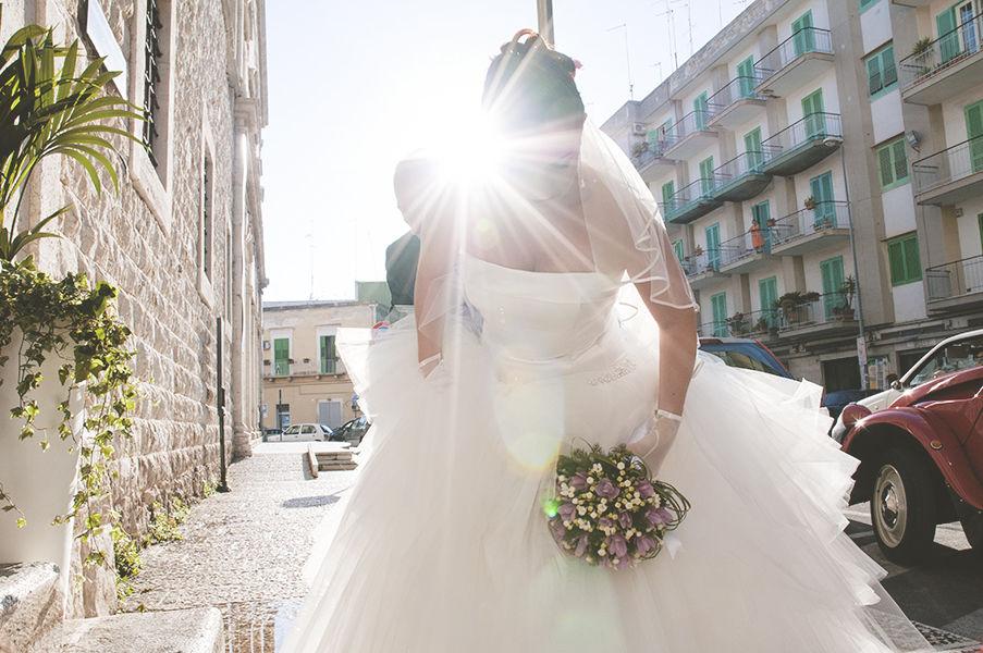 The White Happening: La Sposa