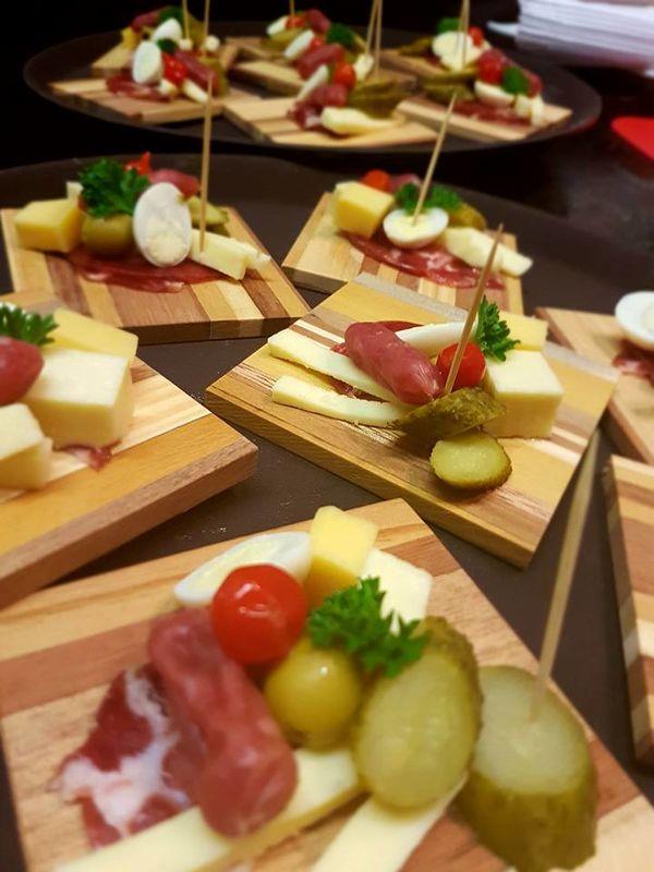 Mini Gastrô - Festas e Eventos
