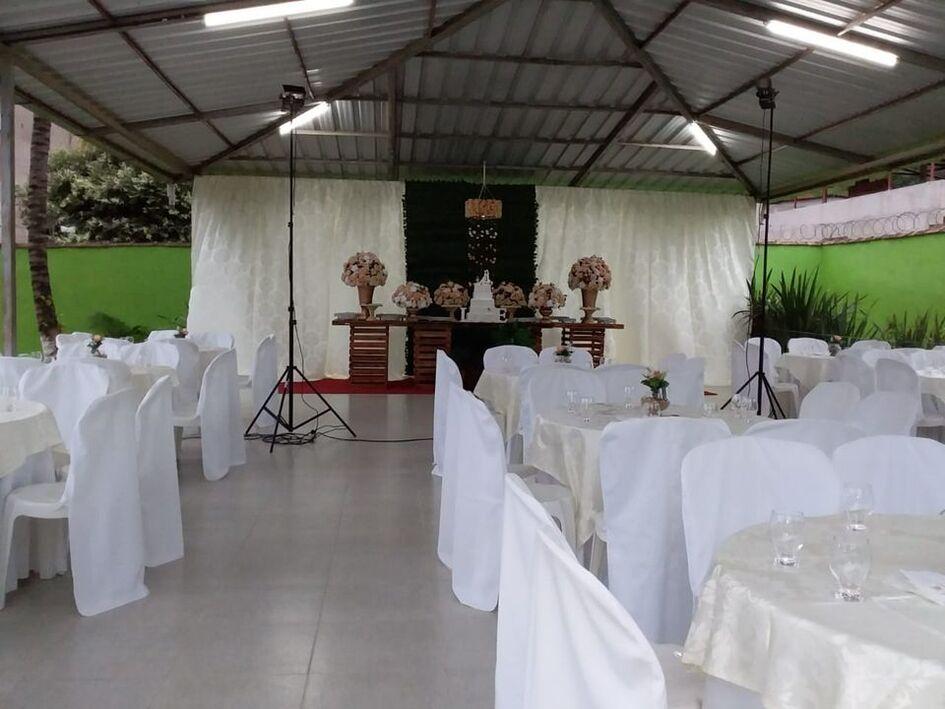 Festas e Eventos Tomaz