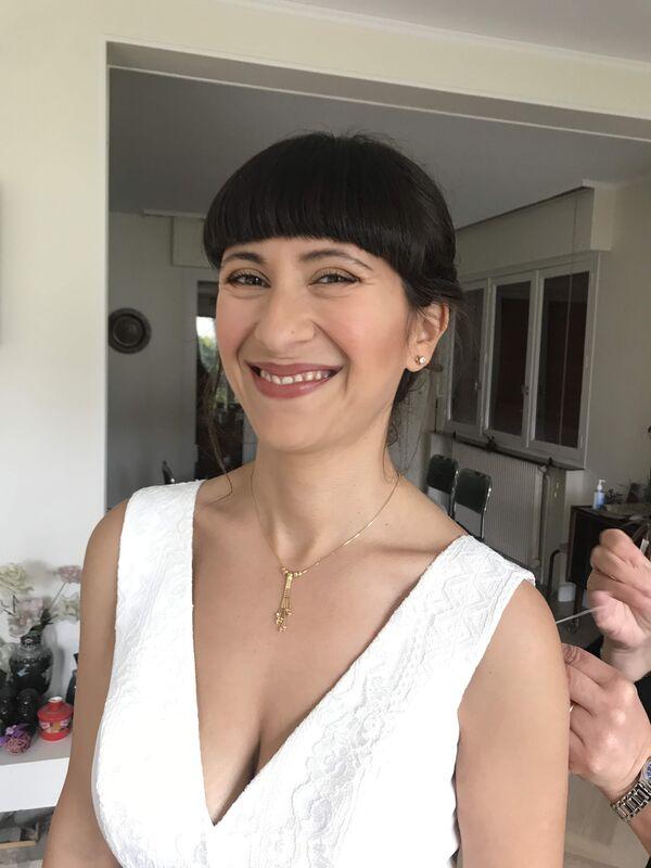 Gaëlle Gilot make up