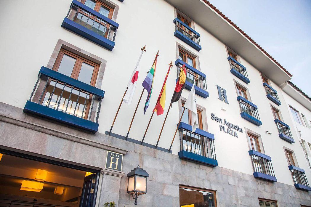 Hotel San Agustín Plaza