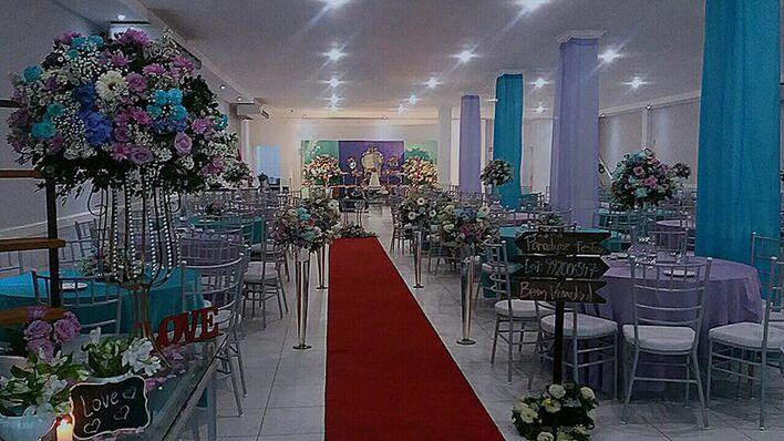 Magnífica Casa de Festa