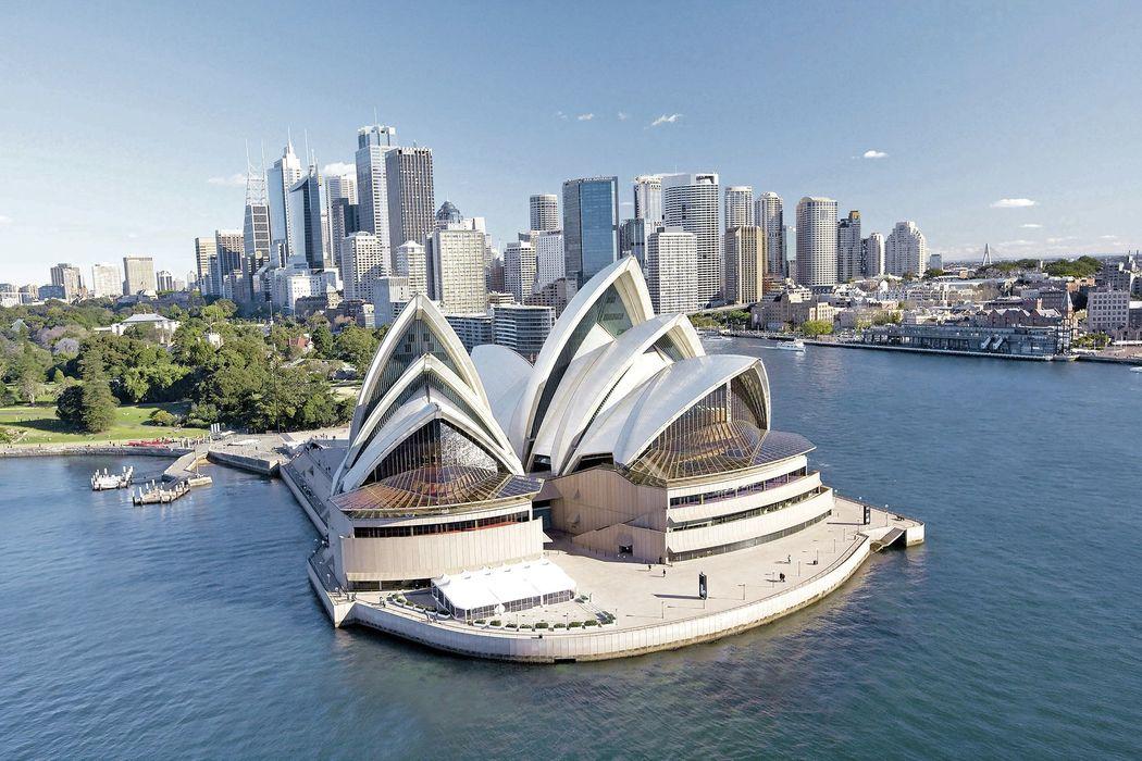 Lunas de Miel en Australia
