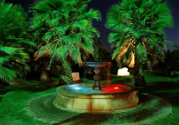 Jardines de Lampa