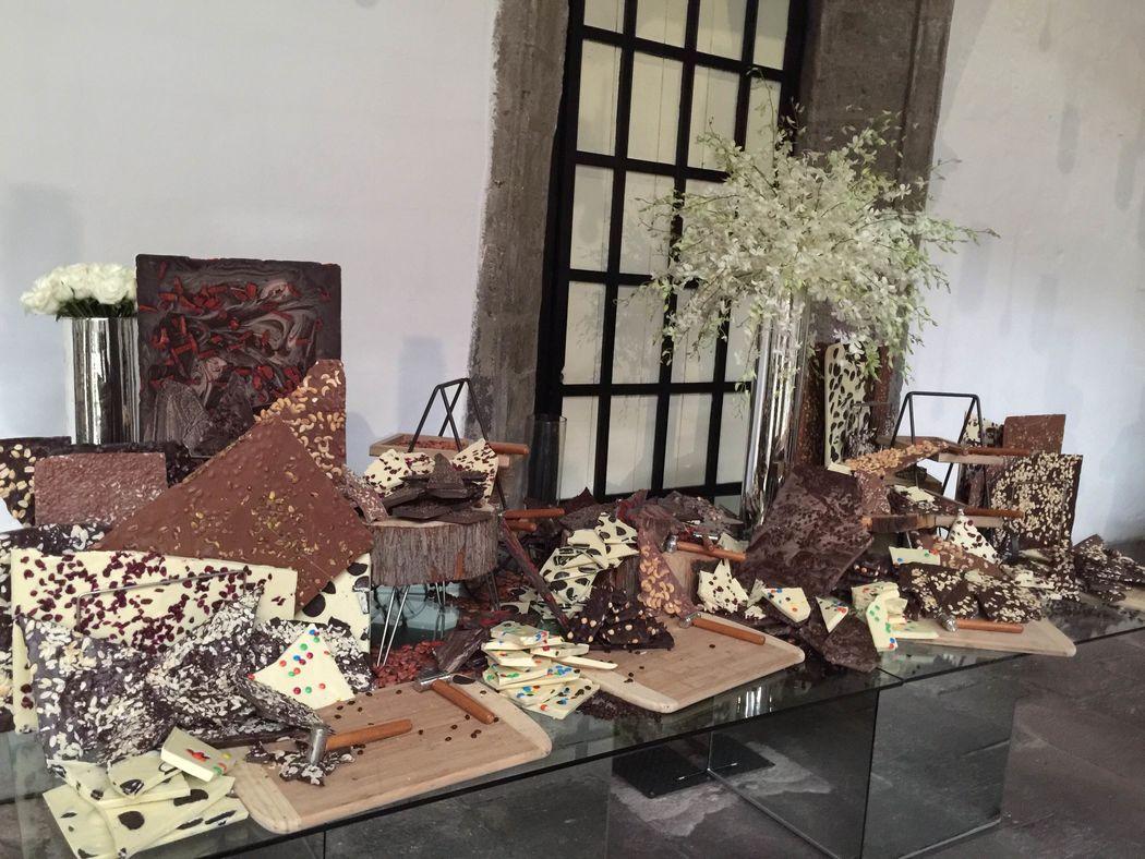Mesa de Chocolates QT