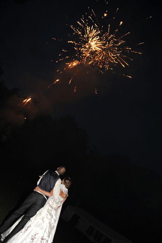 Nos feux d'artifice