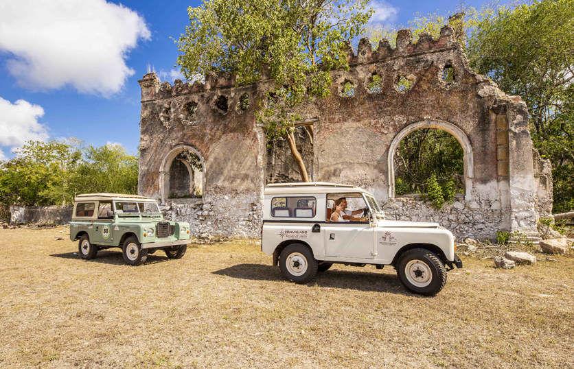 Hacienda Uxmal Plantation and Museum