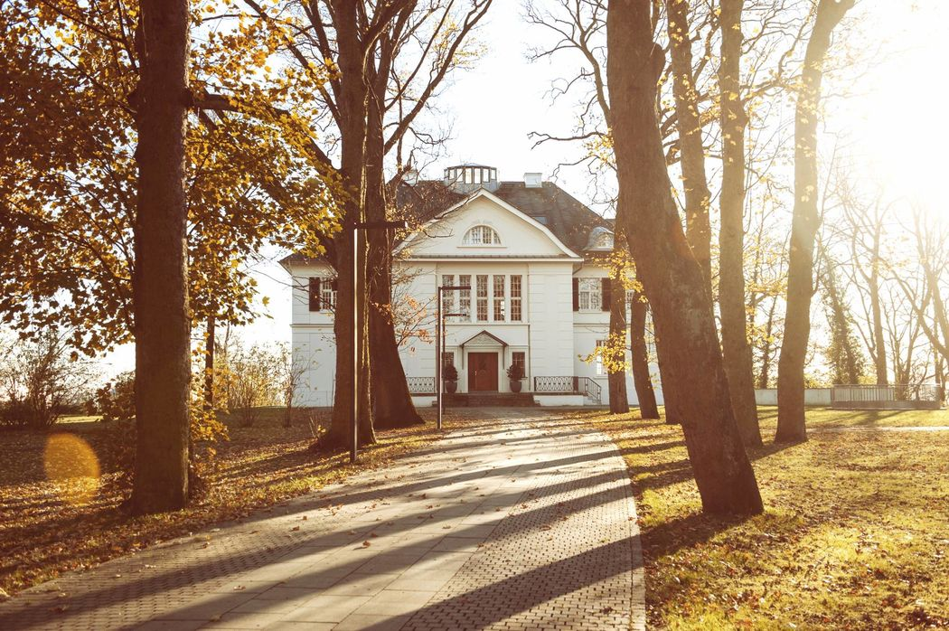 Villa im Heine-Park