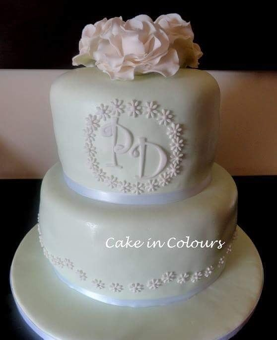 Cake in colours