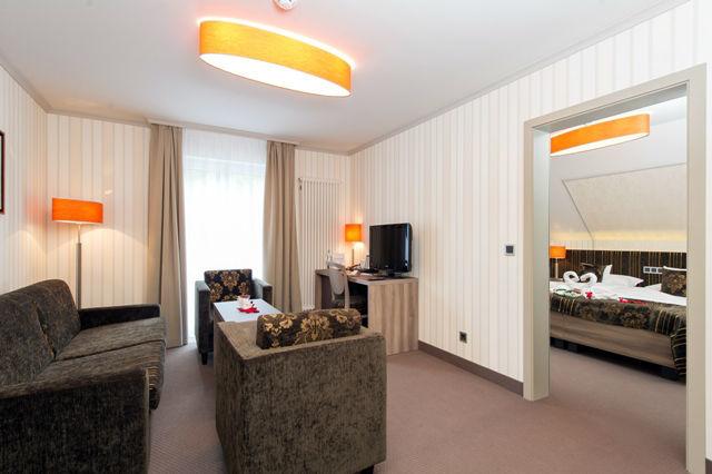 Beispiel: Suite, Foto: Romantik Hotel Dorotheenhof.