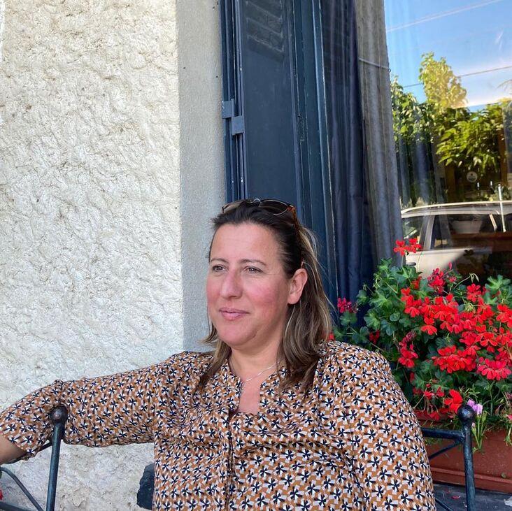 L'Auberge du Laurier - Audrey Chauvin
