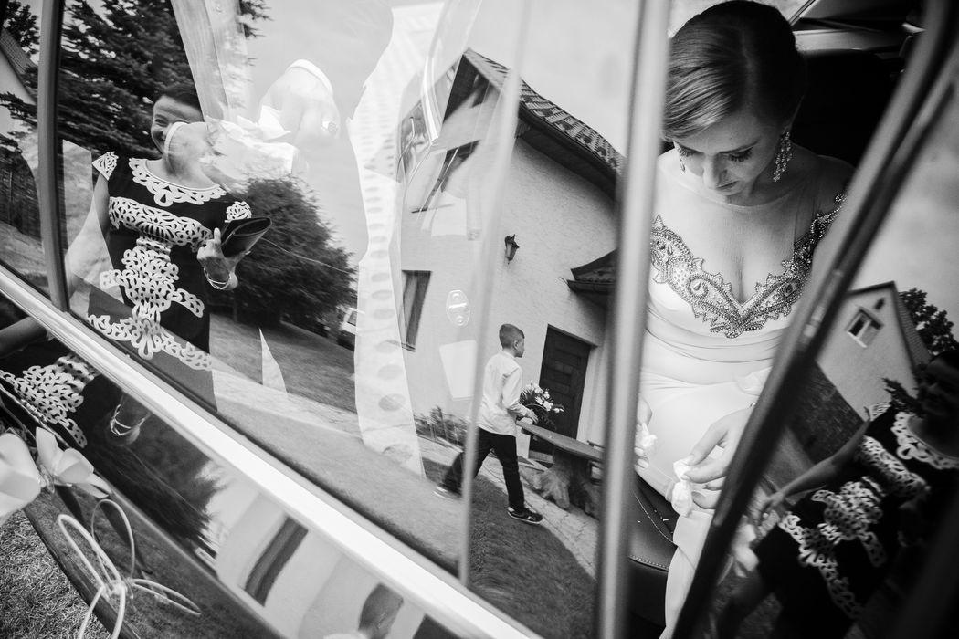 fotografia ślubna łodź