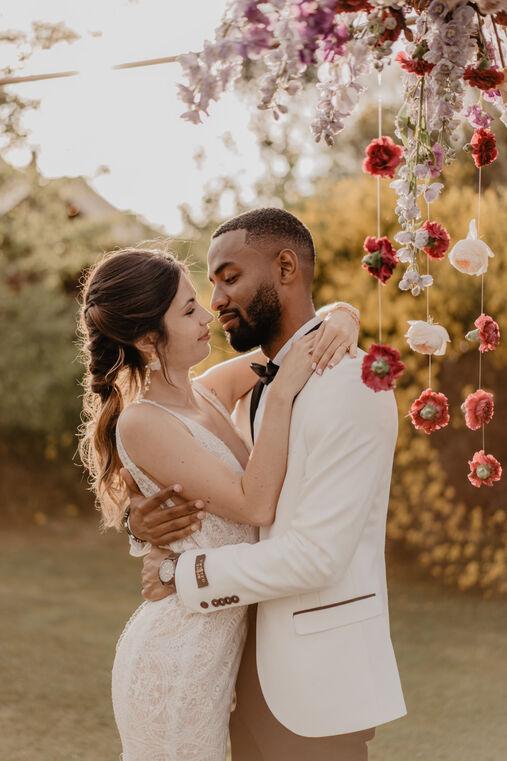 La mariée en Provence