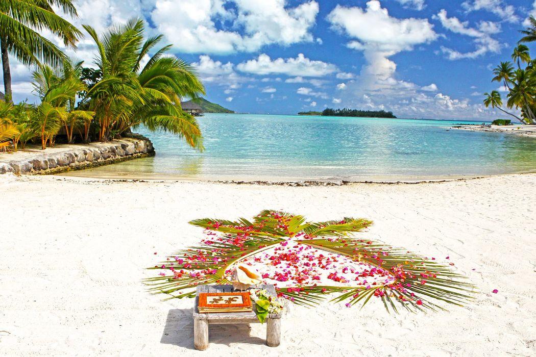 Legal Tahitian Wedding