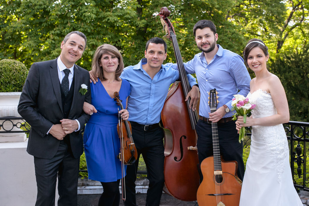 Trio jazz mariage http://www.jazz-manouche.clementreboul.com/