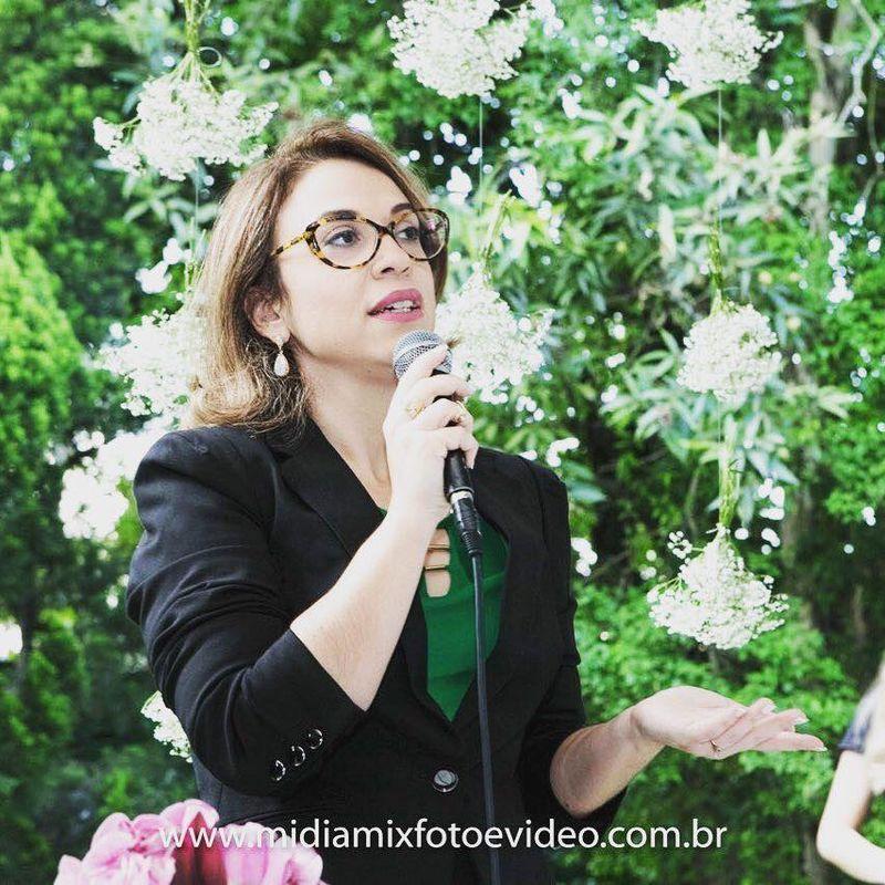 Cristiane Martínez Celebração e Cerimonial