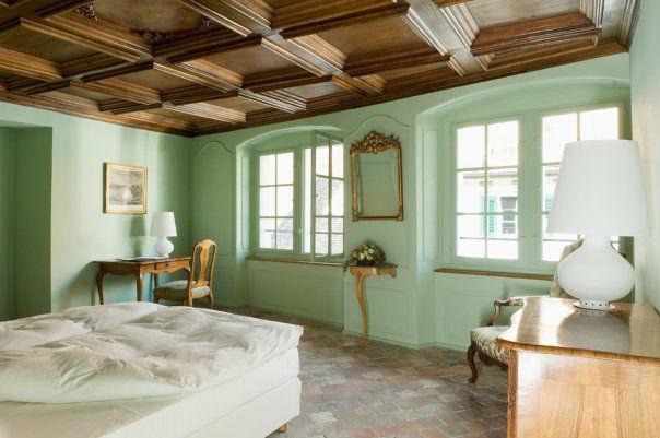 Beispiel: Zimmer, Foto: Gasthof Hirschen.