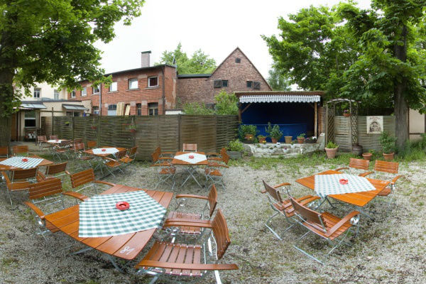 Historisches Restaurant Lutzgarten