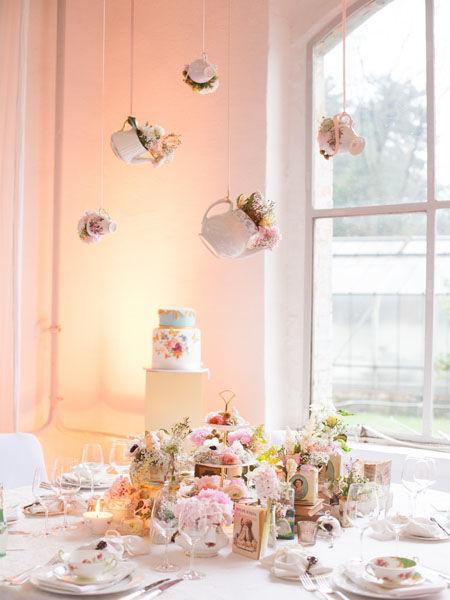 Beispiel: Hochzeitstorte Individuell, Foto: Madame Miammiam.