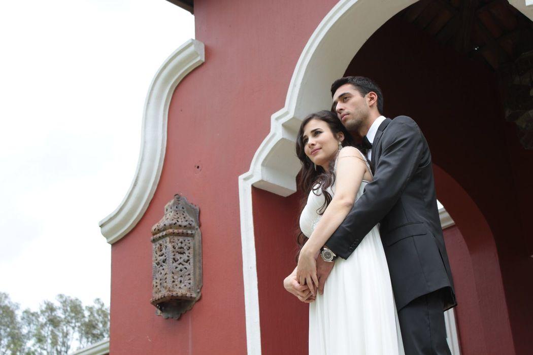 Sesión de fotos Jorge&Ode estilo tradicional.