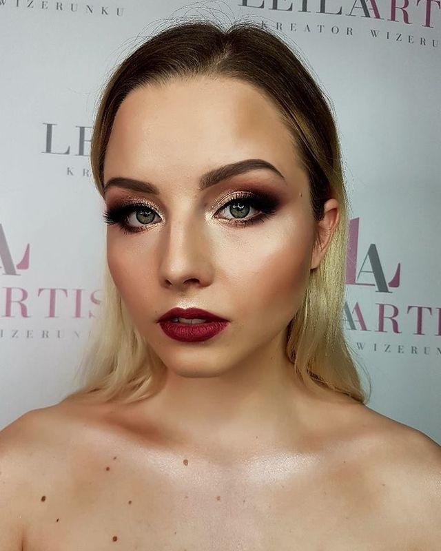 Leila Artist Make Up