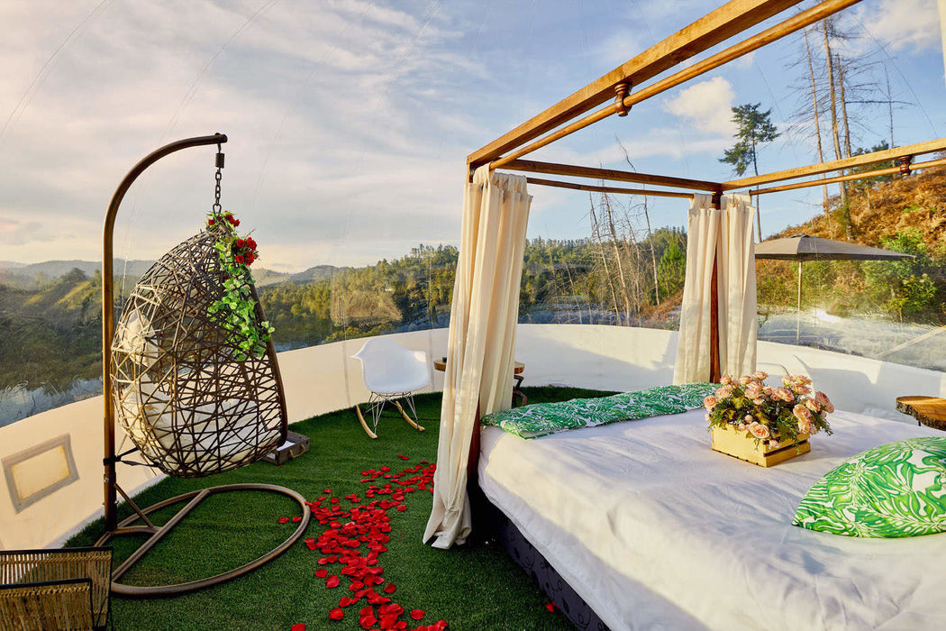 BubbleSky Glamping