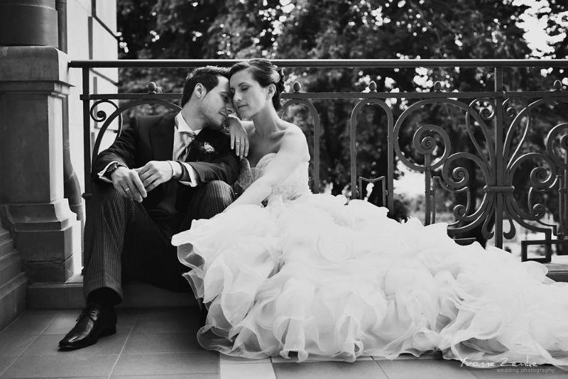 Beispiel: Romantische Fotos von der Hochzeit, Foto: Yvonne Zemke wedding photography.