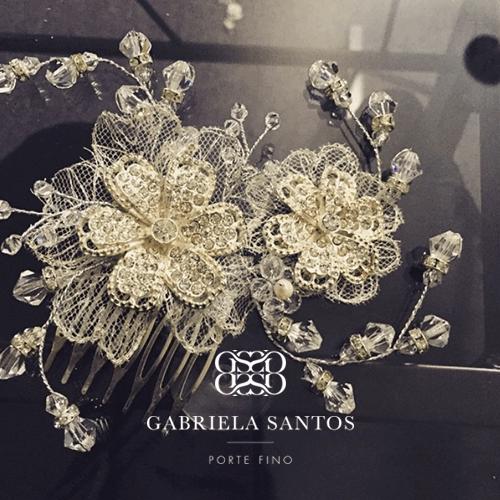 Gabriela Santos Porte Fino - Vestidos de novia