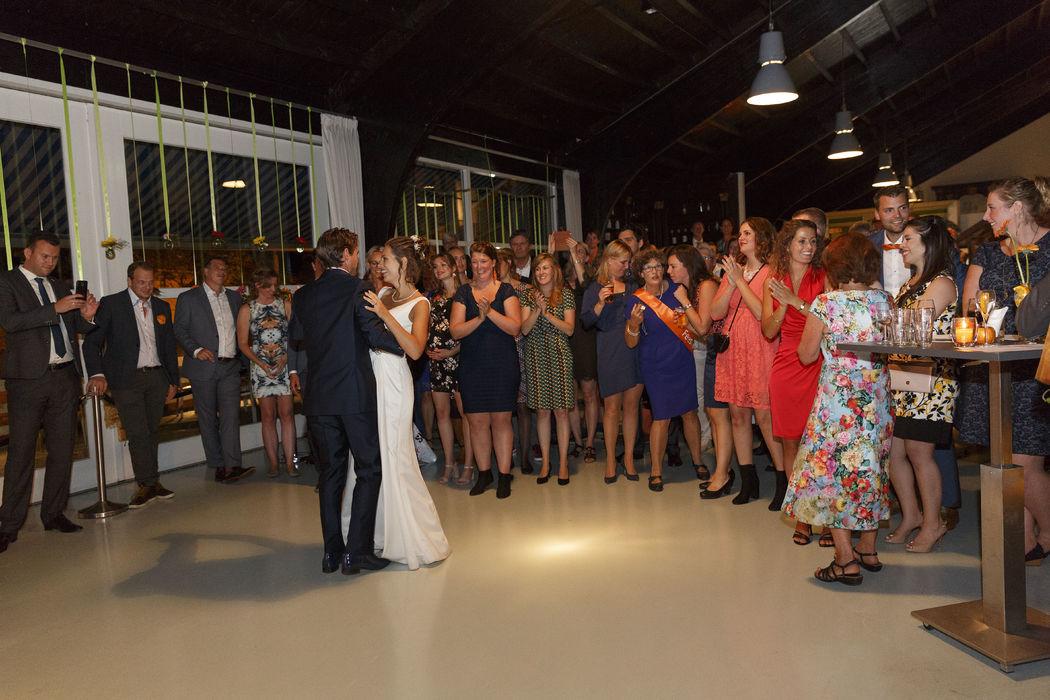 Openingsdans trouwfeest