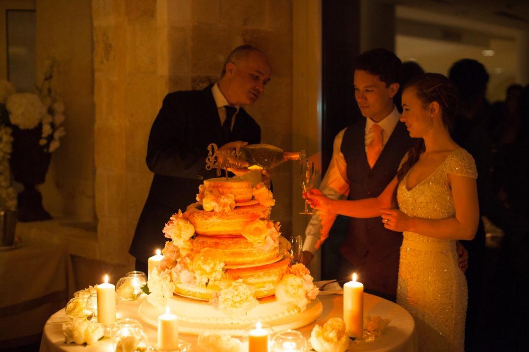 Chinese Wedding in Polignano