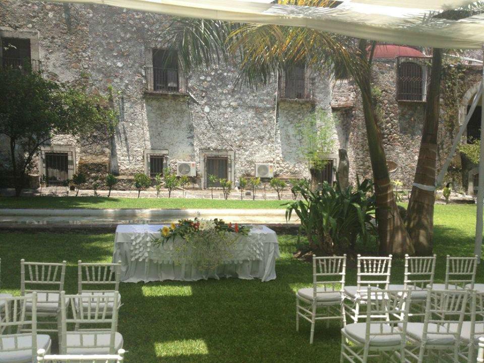 Hotel hacienda vista hermosa bodas for Villas xavier morelos