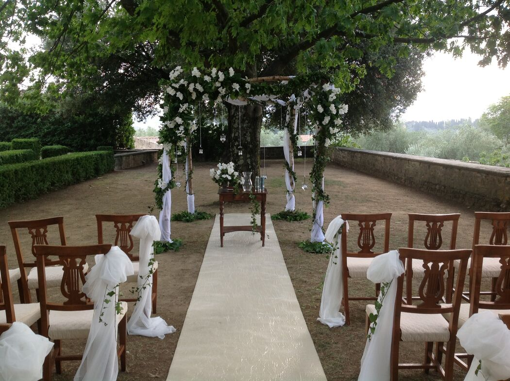 Evento Ideale: Altare Cerimonia