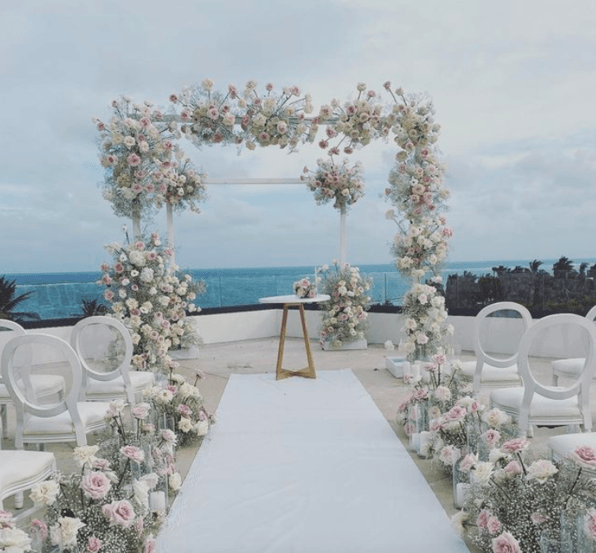 Weddings and Events by Angels