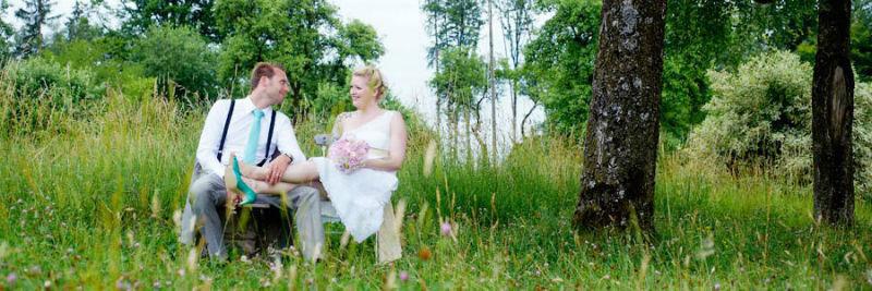 Beispiel: Ihre Hochzeitsfotos vom Profi, Foto: Katinka Stone.