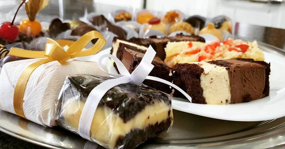 Sonho Doce Cake Design
