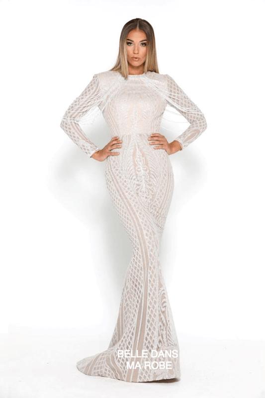 Belle dans ma robe