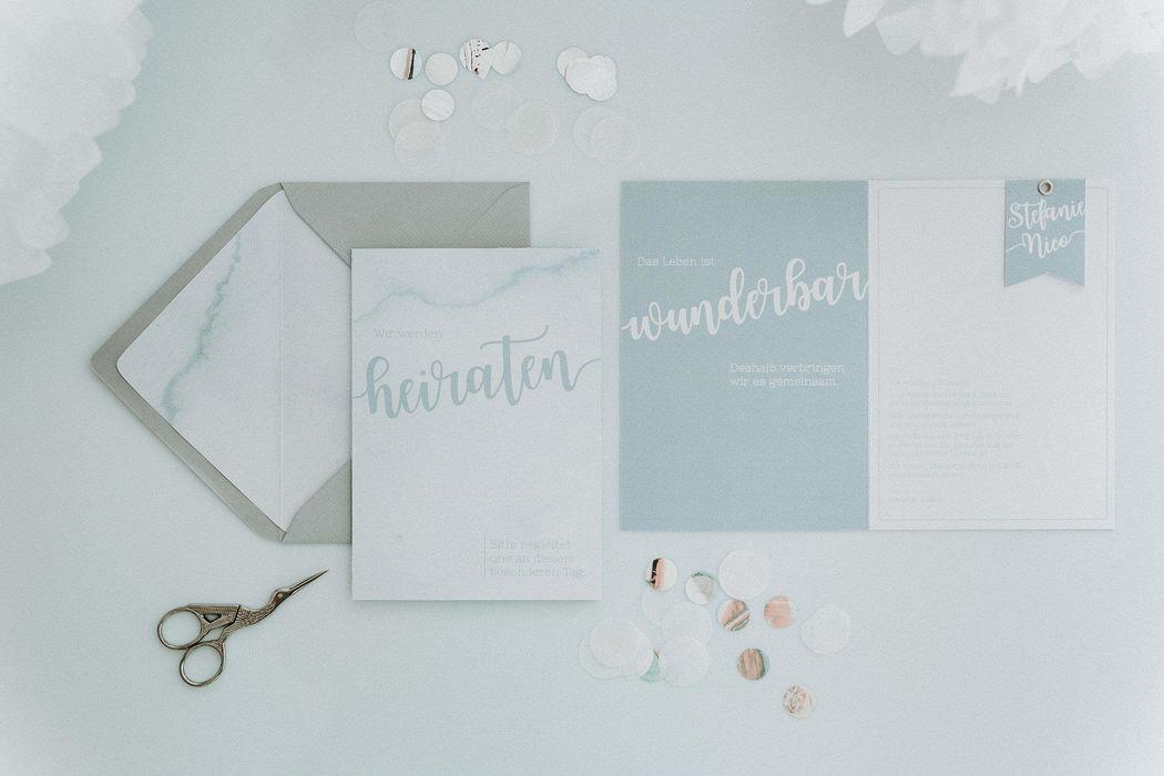 Tatengold Weddingdesign & Papeterie