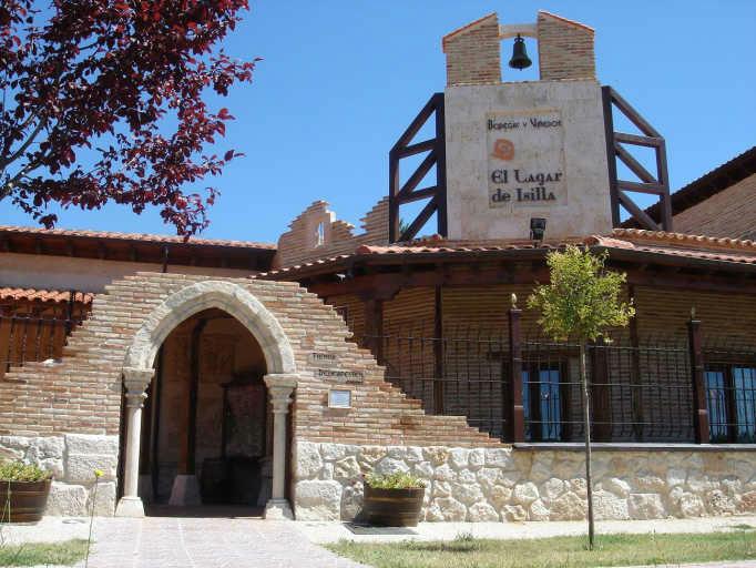 La Casona de La Vid - Bodegas El Lagar de Isilla
