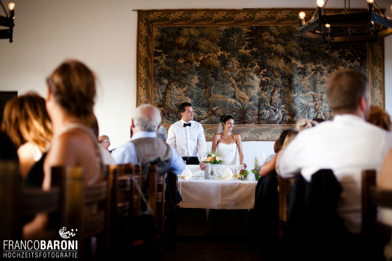 Beispiel: Fotos von der Hochzeitsfeier, Foto: Franco Baroni.
