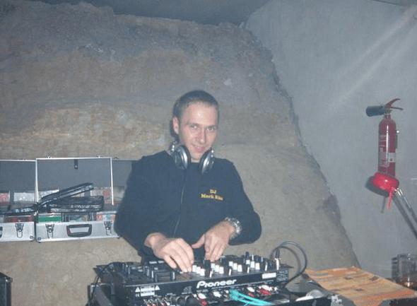 Beispiel: Auftritt, Foto: DJ Mark