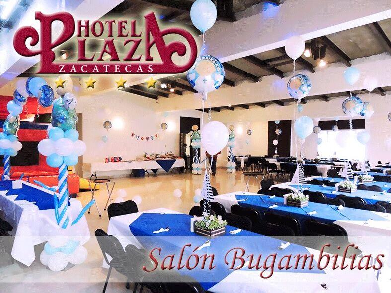 Hotel Plaza Zacatecas