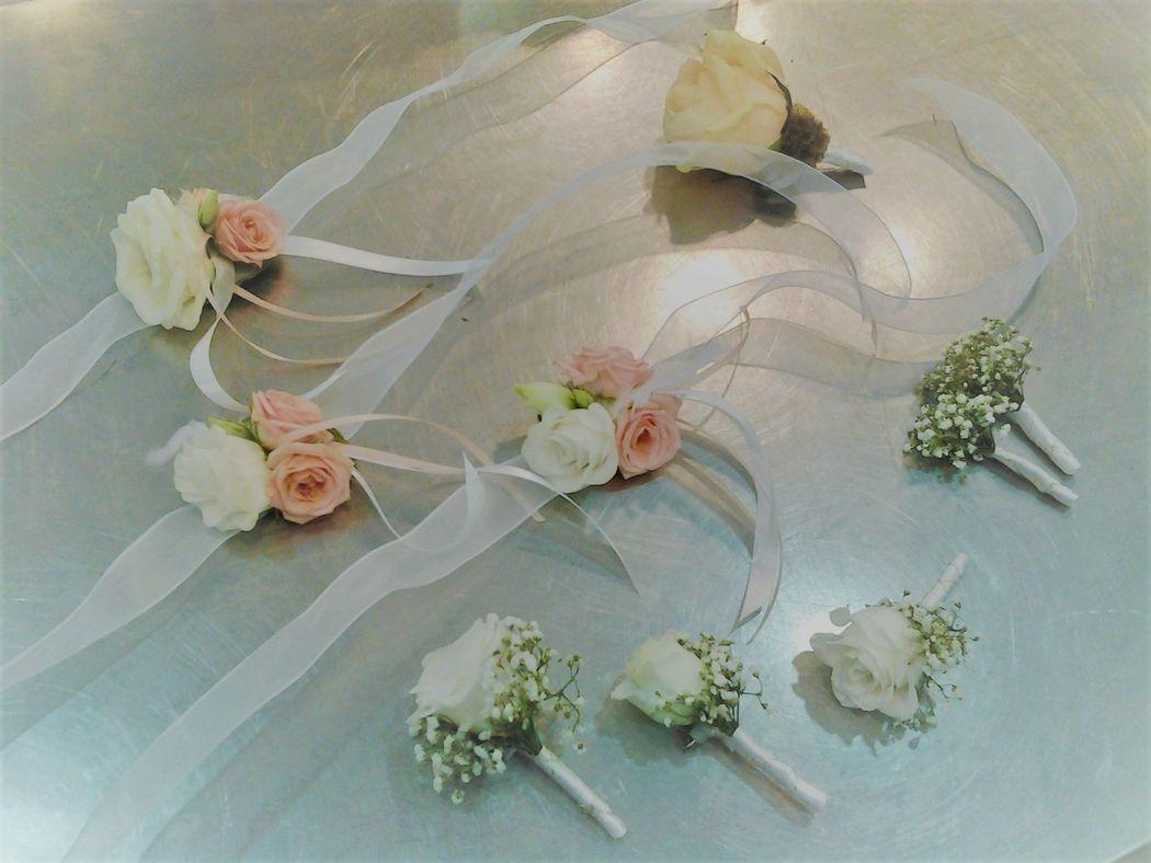Autrement Fleurs - Bracelets et Boutonnières
