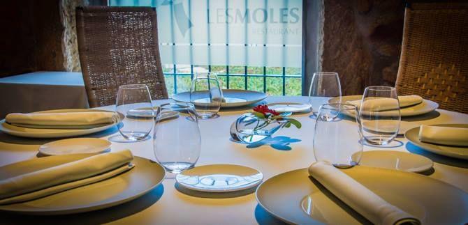 Restaurant Les Moles