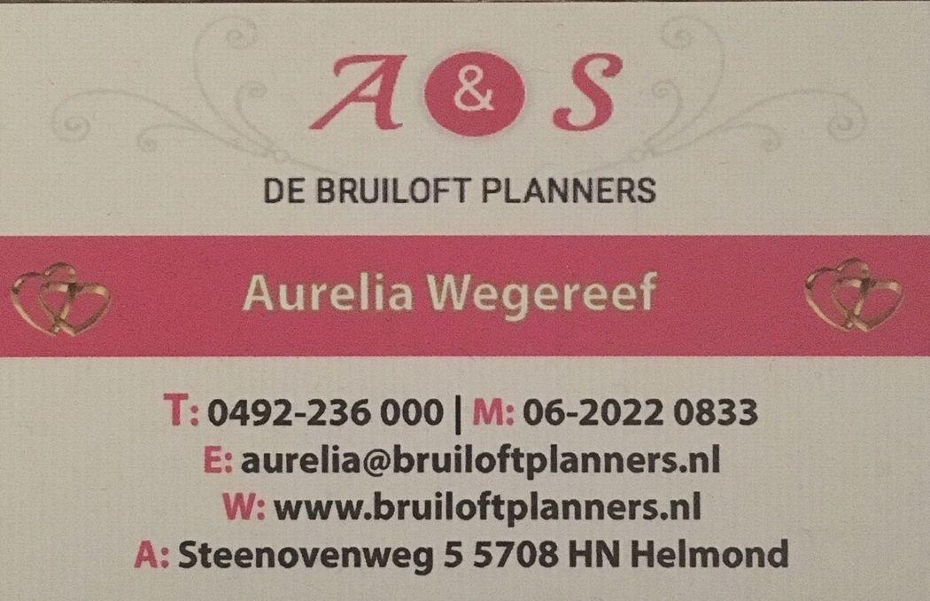 A & S De Bruiloft Planners